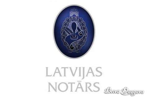 Notiks jau devītās Notāru dienas   Brīvā Daugava
