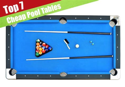 small pool table size 7 best cheapest pool tables for 2017 jerusalem post 5539