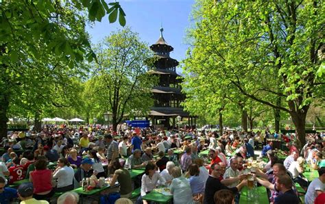 Englischer Garten Fee by Visiter Munich Et Celebrer L Oktoberfest Chouette World
