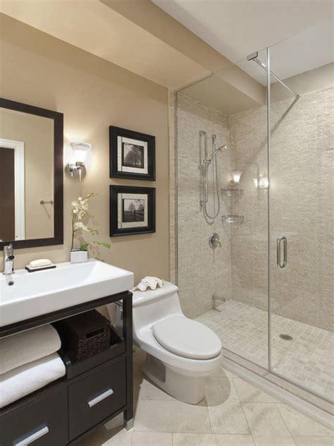 modern bathroom paint ideas bathroom casual modern beige small bathroom with shower