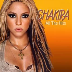 All The Hits - Shakira mp3 buy, full tracklist