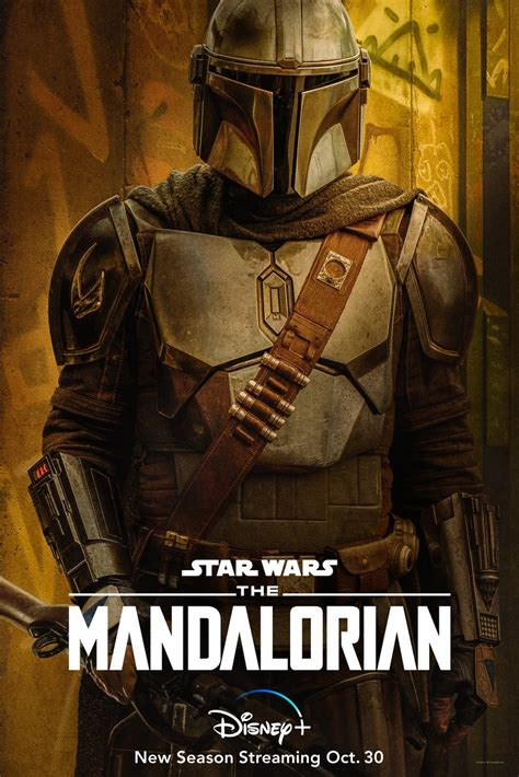 'The Mandalorian' Debuts Character Posters Ahead of Season ...
