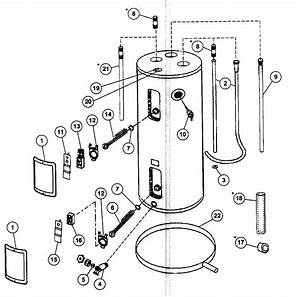 Aosmith Water Heater Parts