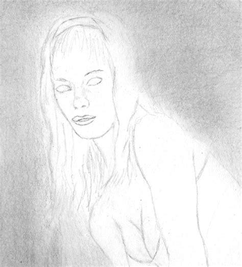 Weibliches Gesicht, Auge, Mund, Nase Zeichnen Lernen