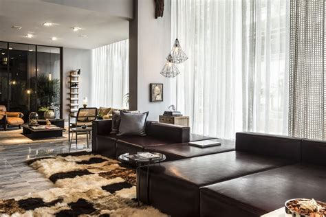 Artful Loft Apartment Design Ideas by An Artful Loft Design