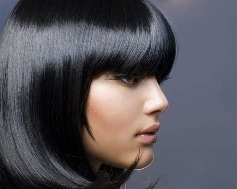 Color Hair Black by How To Make Gray Hair Black Again