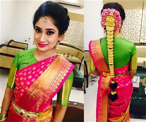 Wedding Hairstyles Indian :  38 Gorgeous Looks For This Wedding Season