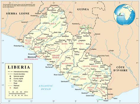 List Of Cities In Liberia Wikipedia