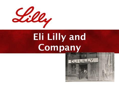 BA401 Eli Lilly and Company...