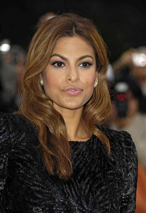 The Best Eva Mendez Hair Color Fabulous