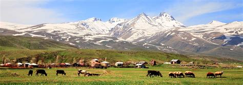 Armenia - Country Profile - Republic of Armenia - Hayastan