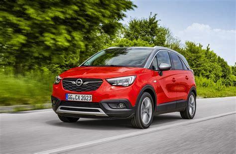 2019 Opel Suv by Nuovi Suv Opel 2019 Ecco I Modelli In Arrivo