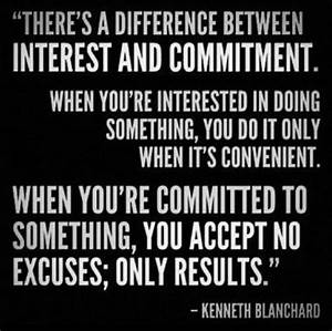Best Commitment... Commitment Quotes
