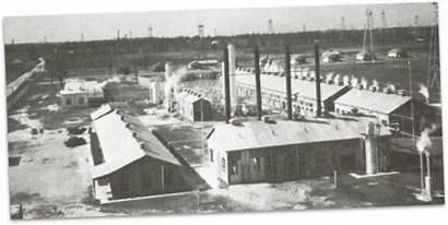 History Sinclair Oil 1930 Plant Dino Learn