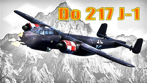Do 217 J-1, Tier-2 / Rank-2 Review