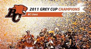 The Born-Again Cyclist: BC Lions - 2011 Grey Cup Champions!