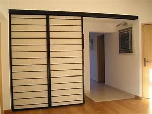 Cloison Séparation Pièce : cloison amovible opaque ii28 jornalagora ~ Premium-room.com Idées de Décoration