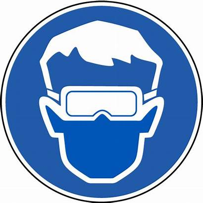Ppe Safety Protection Eye Symbol Goggles Wear