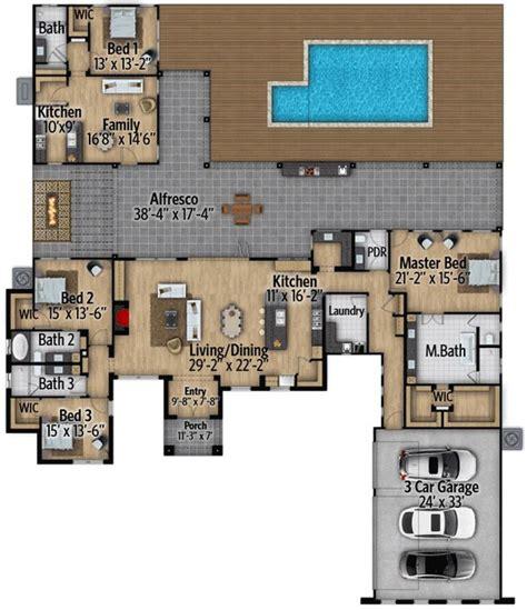 floor plans images  pinterest cottage architectural design house plans