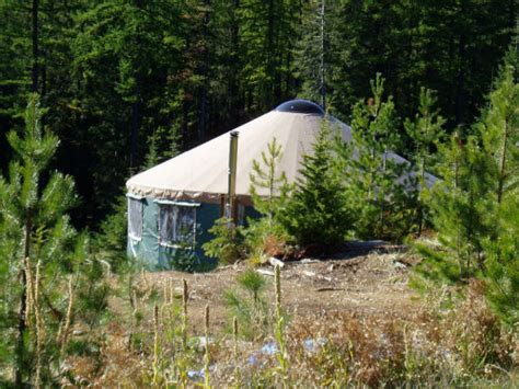 Montana, Off-the-grid Yurt Restaurant At 9000ft Images
