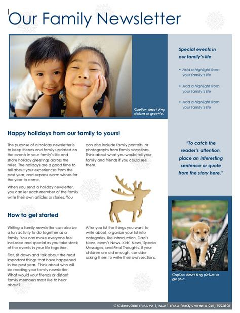 websites   high quality newsletter templates