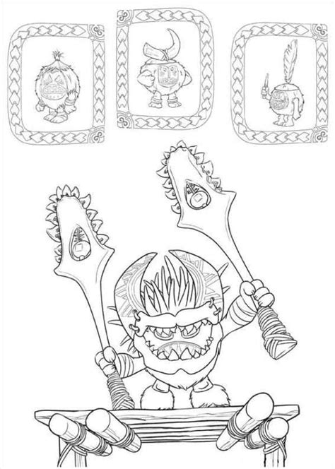 kids  funcom  coloring pages  moana