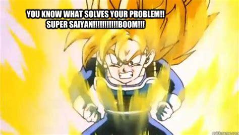 Super Saiyan Meme - super saiyan boom memes quickmeme