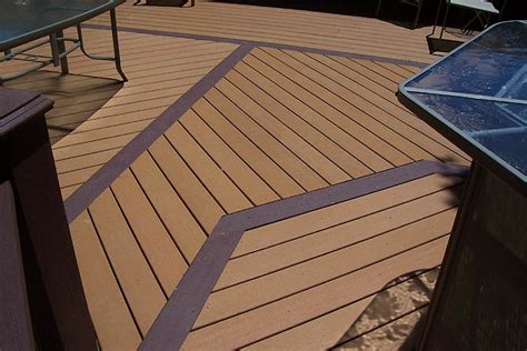 Moisture Shield Decking Vs Trex moisture shield composite decks photos lehigh valley