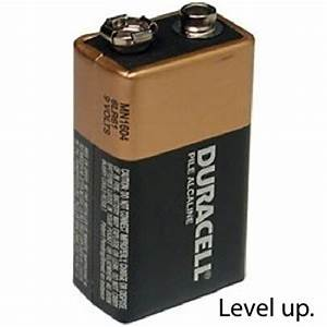9 Volt Batterie : mejora tu cerebro enchuf ndole una pila de 9v ~ Markanthonyermac.com Haus und Dekorationen