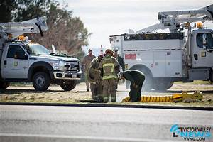 Underground Vault Fire Causes Power Outage in Victorville ...
