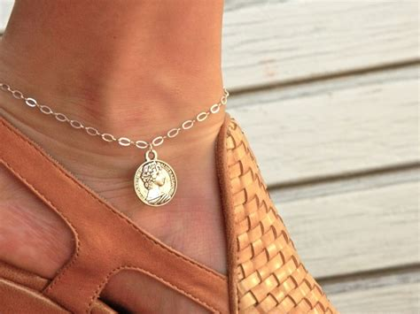 images  diy anklets  pinterest chain