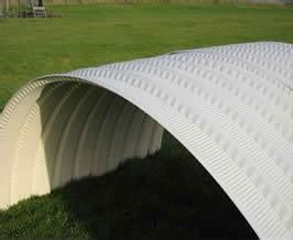 curved sheets   profiled galvanized steel