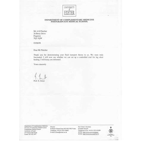 Ernst And Resume Sle by Professor Ernst Reply After Presentation Of Fluid Experiments And Testimonials David Ellzey