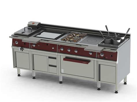 materiel de cuisine professionnel d occasion piano de cuisson professionnel restaurant prix appareils m 233 nagers pour la maison