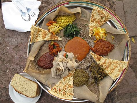 cuisine ethiopienne authentic injera flatbread the daring gourmet