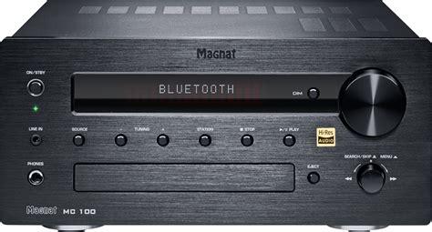 hifi receiver test 2018 magnat mc 100 cd receiver compact compleet en voorzien