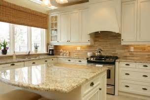 white kitchen backsplash ideas santa cecilia granite white cabinet backsplash ideas