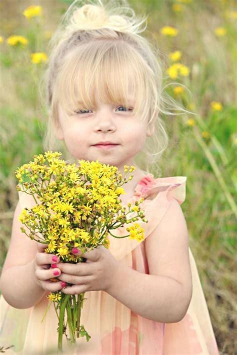 children photography  girl  field  yellow