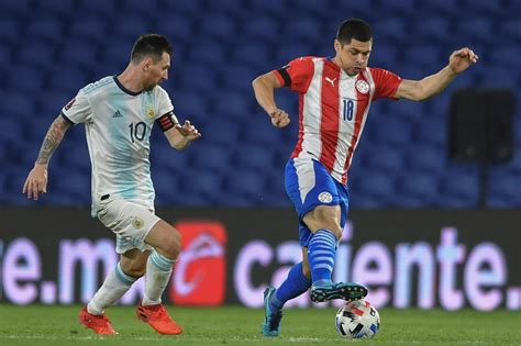 Messi Denied As Argentina Held By Paraguay In World Cup ...