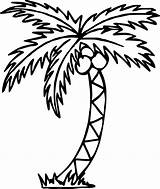 Palm Tree Coloring Printable Template Leaf Santa Trees Sitting Remarkable Desk Leaves Computer Games Sheets Playing Using Thick Palms Stpetefest sketch template