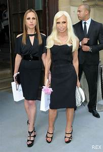 Donatella versace, Versace and Celebrity dresses on Pinterest