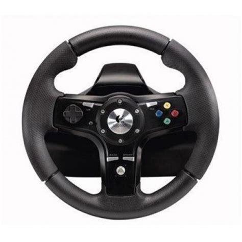 Volante Xbox 360 Logitech Xbox 360 Drivefx Racing Volant Avec P 233 Dale Logitech