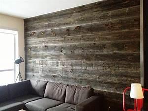 Barn Board Feature Walls - toronto - by barnboardstore