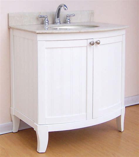30 Inch Single Sink Modern Bathroom Vanity with Choice of