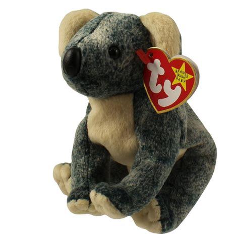 ty beanie baby eucalyptus  koala   bbtoystore