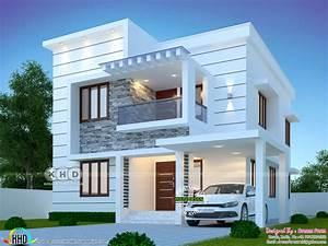 3, Bedrooms, 1500, Sq, Ft, Modern, Home, Design