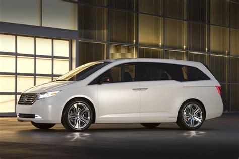 Chicago 10 Honda Odyssey Concept Previews The Next
