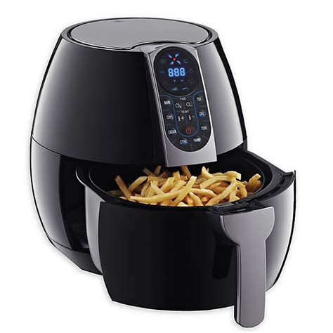 fryer deep air fryers gowise qt usa digital kitchen bath bed beyond presets appliances recipes frying electric which menos gusto
