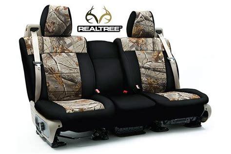 Coverking Real Tree Camo Neoprene Seat Covers  Best Price