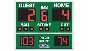 Scoreboard  8357pc